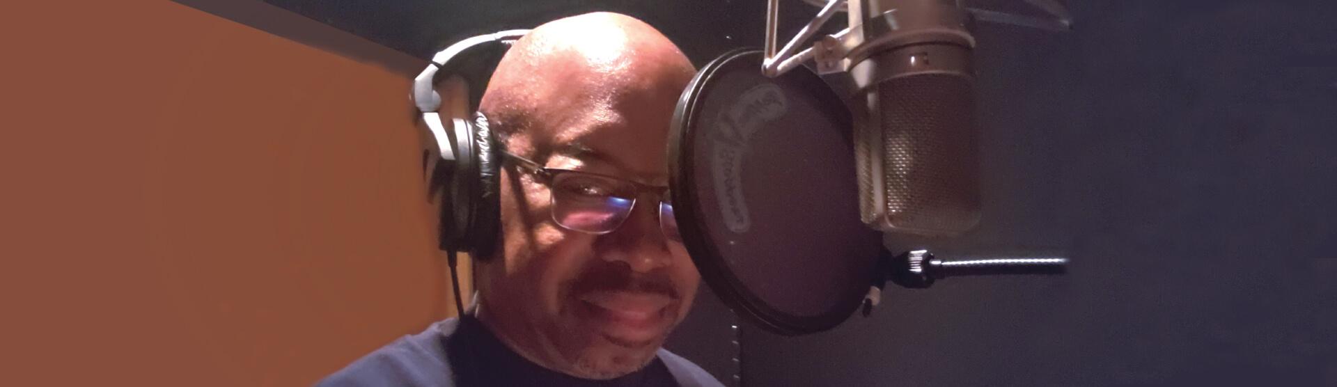 Vincent Eury Voice Over Actor Vocalist Background